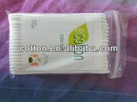 cotton tips in PE printed bag (200pcs)