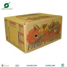 Kraft Paper Fruit/Vegetable Packing Box