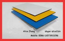 Building Cladding Aluminum Composite Panels ACP/ACM