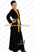 2013 Modesty New Design Abaya of Jeddah 2916