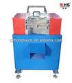 de plástico de laboratorio de eva máquina de granulación