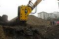 Martillo hidráulico breaker, excavadora de rock martillos, gato, hitachi, komatsu, kobelco, excavadora doosan