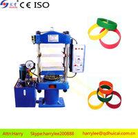 2013 HUICAI Style Wristband making machine/hydraulic press with CE ISO9001 New Price