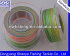 OEM Bulk PE Braide Steel Fishing Line Zhejiang Fishing Manufacturer Multicolor
