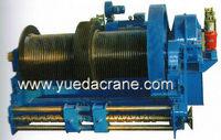 1ton ~ 65ton Double drum electric winch