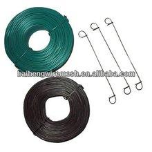 black annealed wire/14 gauge black annealed wire