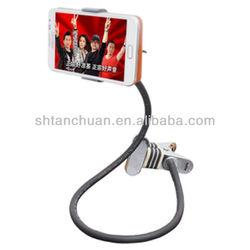 Mobile Phone gimbals lazy bedside bed bracket phone holder