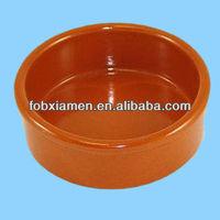 Spanish Terracotta Dish