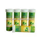 high absorption zinc supplements energy food