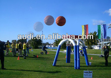 Gaint Lawn Basketball,Basketball Inflatable Game