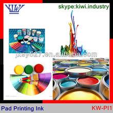 PAD PRINTING GLASS INK