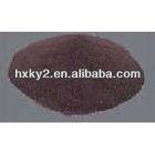 Rutile sand for electrodes