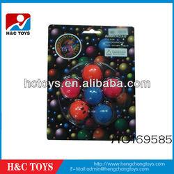 3.2CM BOUNCE BALL 6PCS HC169585