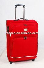 EVA Two Car Wheels Trolley Cases Travel Bag Holidays