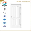 Kaiyang America/Canada interior economic white primed hollow core hdf molded wooden panel design door
