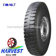 Bias,7.00-16LT,7.50-16LT Light Truck Tires