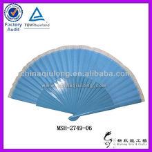 best wedding invitations /chinese dance fans /wood fold cloth fan
