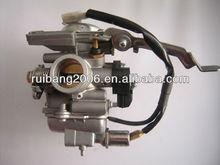 Ybr125 2008 carburador