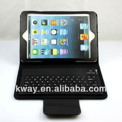 For iPad Mini Keyboard with Leather Case Cover KKB036
