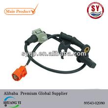 abs wheel sensor 89543-02080 for toyota vehicle