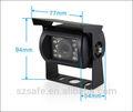Hot vender melhor qualidade de visão noturna retrovisor câmera de estacionamento para caminhões/ônibus/van