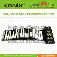 88/61/49 keys usb eletronic piano chord sound piano with speaker