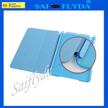 for ipad mini magnetic smart cover leather case