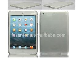 Stylish design case for ipad mini/transparent case for ipad mini