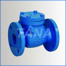 DIN standard swing check valve