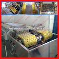 2013 meilleure qualité d'acier inoxydable fruits. lapidation machine