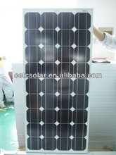 High efficiency Mono 195w Photovoltaic panels(used for 10kw home solar power system)