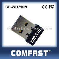 Mini 150M USB WiFi Wireless Adapter LAN 802.11 n/g/b Network Card