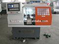 المعادن مخرطة ck0640 المصغرة cnc آلة صغيرة