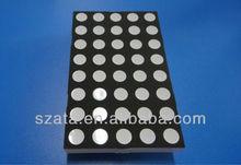 Matrix LED Display 5x8 Dots CE&RoHS