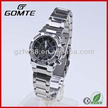 New hot styles cheap diamond hand chronograph vogue watch 2014