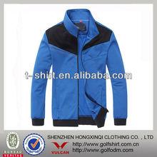 Contrast men customized jacket sports coat