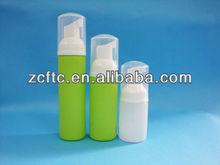 50ml plastic bottle, PE bottle, foam bottle sample