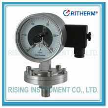 17301001 Diaphragm low electric contact pressure gauge