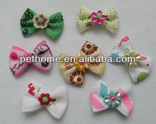 2013 pet shop dog bows futian market yiwu china