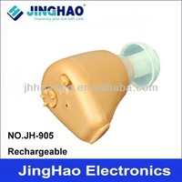 health care products rechargeble mini hearing aid JH-905