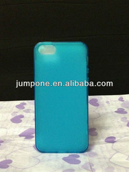 New Clear matte TPU hard case for iPhone 5 5g
