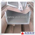 Extruded Aluminum U Channel Profile price