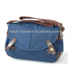 The latest stylish women shoulder canvas bag 2013