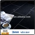 30 x 60 cm preto de quartzo decorativo telha imitação piso de pedra com alta superfície brilhante para material de construção