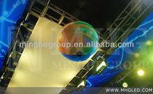 Newest 360 degree led display