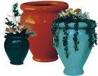 Low price high quality custom frp pot fiberglass flower pot