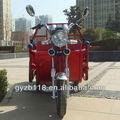china tres ruedas triciclo de carga para los adultos