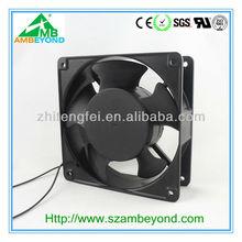 Big Air Flow 110V 240V AC Axial Fans 120x120x38