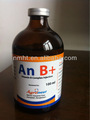 la medicina veterinaria vitamina del complejo b de inyección