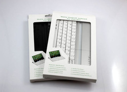 For iPad mini Bluetooth Keyboard For iPad mini Aluminum Keyboard
